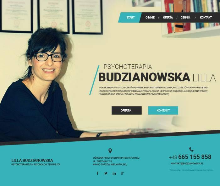Budzianowska Psychoterapia